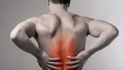 Programas EBE para dolencias de la columna vertebral