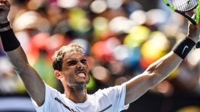 Rafa Nadal alcanza las semifinales de Acapulco