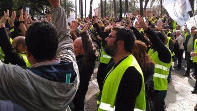 Pons y los taxistas vuelven a negociar hoy con la huelga del lunes sobre la mesa