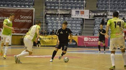 El Palma Futsal recibe al Santigo en Son Moix