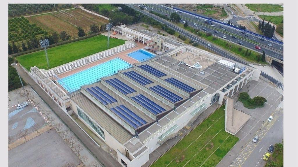El ime mejorar las piscinas de son hugo for Piscinas municipales palma