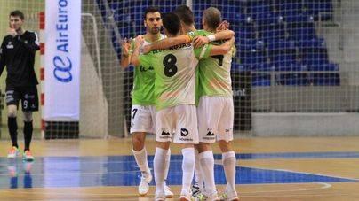 El Palma Futsal golea al Santiago Futsal por 8 a 3