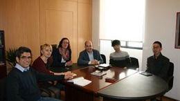 Cort explica a la Asociación China de Baleares qué ofrece PalmaActiva