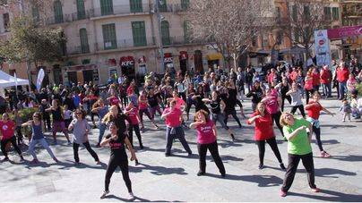 Arranca Palmadona con una participativa Expo en la plaza de España