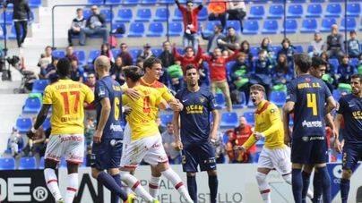 El Real Mallorca logra un empate a uno que no le saca del descenso