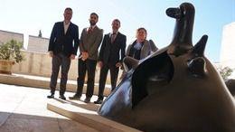 El Govern expondrá una escultura original de Miró en la feria internacional de Turismo de Berlín
