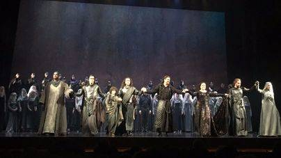 Macbeth triunfa en el Teatre Principal