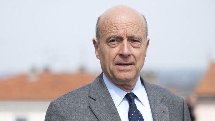 Juppé no será candidato a la Presidencia