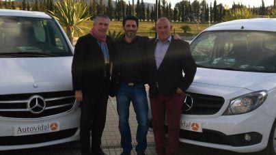 Autovidal facilitará la renovacion de la flota de taxis de la Part Forana