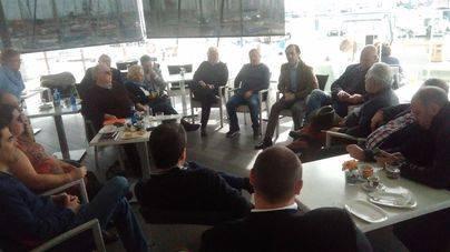 Los seguidores de Bauzá acusan a la dirección del PP balear de favorecer a Company