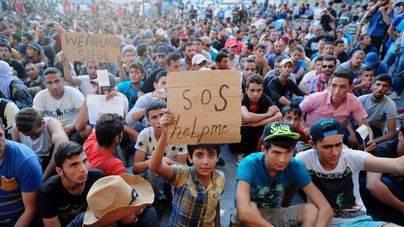 Hungría aprueba la detención de los solicitantes de asilo