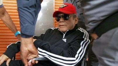 El exdictador Noriega, en estado crítico