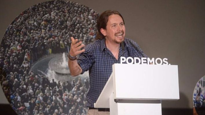 Pablo Iglesias a la Prensa: 'Que presenten pruebas'