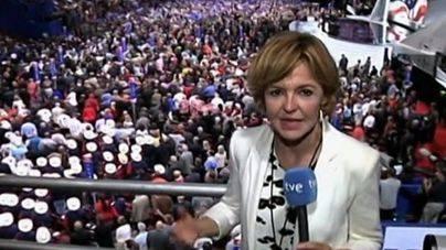 La periodista Almudena Ariza también denuncia insultos de políticos