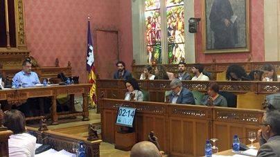 El pleno del Consell de Mallorca aprueba la carrera profesional