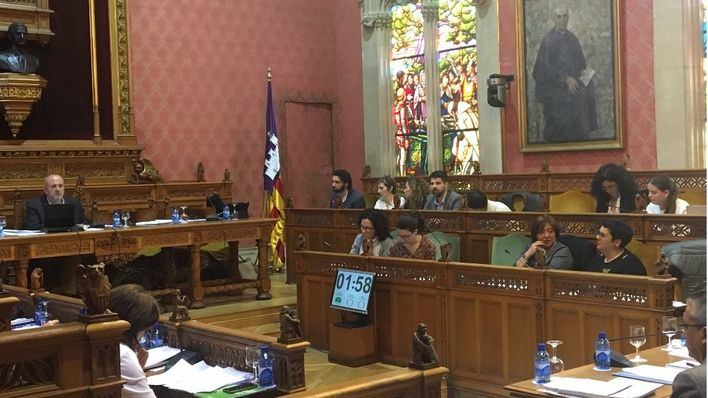 El PSIB considera 'ofensivo' y una 'traición a la ciudadanía' el veto del Gobierno al REB