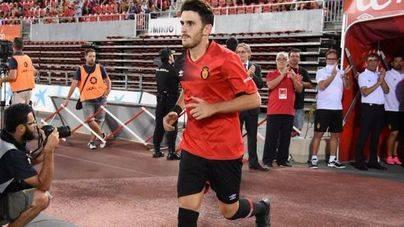 Damià Sabater no jugará contra el Real Mallorca en Son Moix