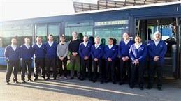La EMT incorpora 10 nuevos chóferes a su plantilla