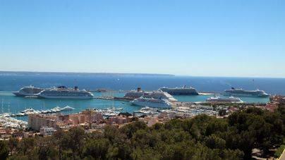 Balears rozó los 2 millones de cruceristas en 2016