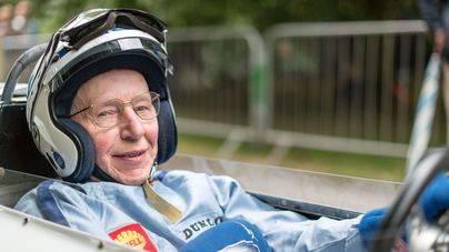 Fallece John Surtees, campeón mundial
