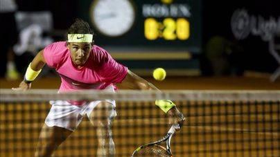 Nadal y Tomic superan la 1ª ronda en Indian Wells