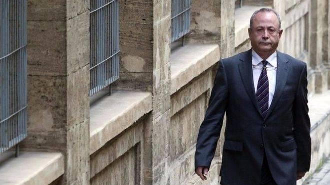 El juez Castro dice que el fin de la instrucción del Palma Arena ya sólo está pendiente de Fiscalía