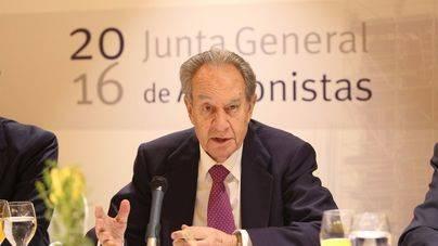 Villar Mir declara como investigado por el caso Son Espases