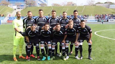 El Atlètic Balears cae 3-1 en Badalona