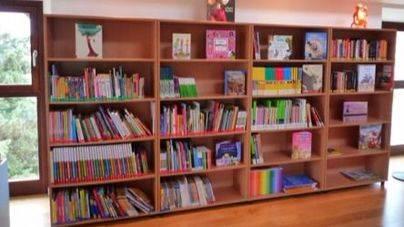 Can Cánaves, una de las bibliotecas participantes