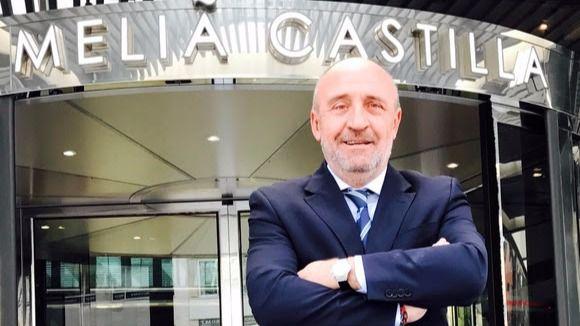 El mallorquín Bartolomé Casasnovas, nuevo director del Meliá Castilla