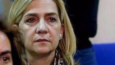 Cristina no recurrirá su juicio ante el Tribunal Supremo