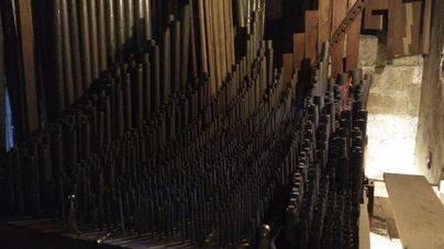 Sa Pobla celebra los 300 años del órgano de la parroquia