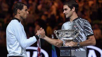 Nadal y Federer, de nuevo cara a cara