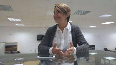 Marga Durán va con Biel Company