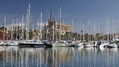 Las matriculaciones de embarcaciones de recreo crecen un 17 por ciento en Balears