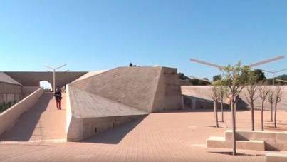 Inaugurada una parte rehabilitada del Baluard del Príncep