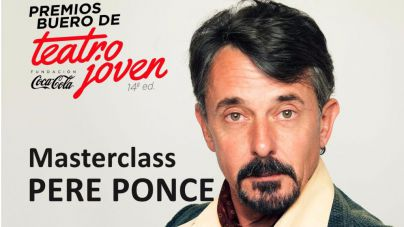 Pere Ponce ofrecerá una masterclass abierta en Palma