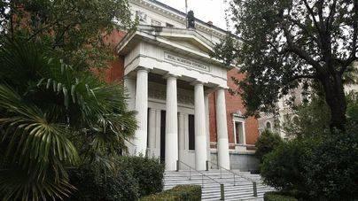 Sede de la Real Academia Española de la lengua