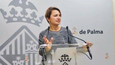 Marga Durán acusa al gobierno de Cort de mentir y de falta de previsión en el contrato de la ORA