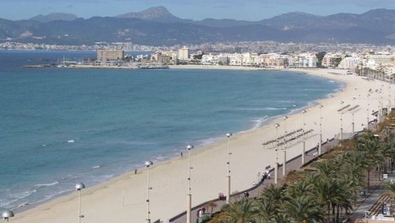 La ocupación de Platja de Palma cayó 6 puntos en febrero respecto al año pasado