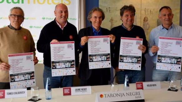 Caldentey, Marc Fosh y los hermanos Torres, jurados del Protur Chef Sa Coma