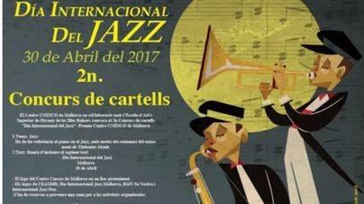 Llega el 2º concurso de carteles Día Internacional del Jazz