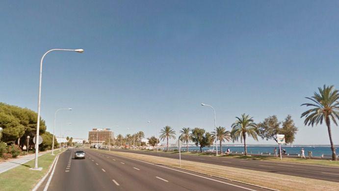 El Passeig Marítim permanecerá cerrado hasta las 13 horas por la Media Maraton Ciutat de Palma
