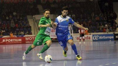 El Palma Futsal deja escapar otra oportunidad
