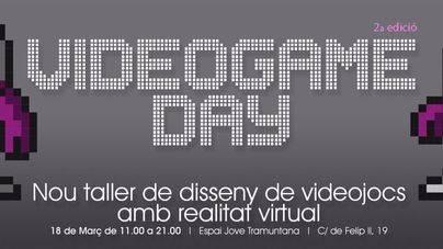 Espai Jove Tramuntana acoge el 'Videogame Day'