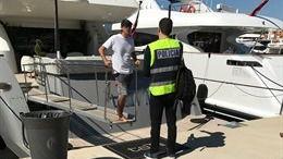 La Policía incrementa inspecciones en puertos deportivos para garantizar la seguridad en verano