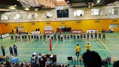 Ca'n Ventura gana a Ushuaïa Ibiza el duelo balear en voleibol
