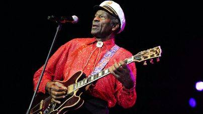 Fallece a los 90 años el músico Chuck Berry, creador del rock and roll