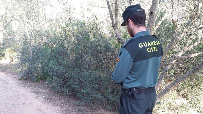 Detenidos dos de los ocupantes de la patera hallada en Cala Pi