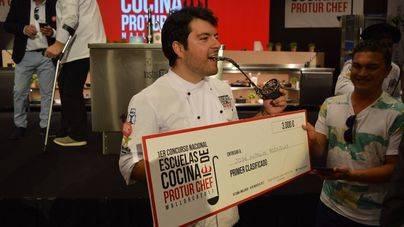 Primeras figuras de la cocina otorgan el primer Protur Chef Sa Coma